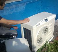 Installation einer Wärmepumpe