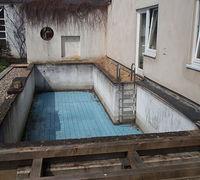 Sanierung eines Betonbeckens